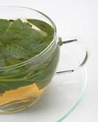 чай из листьев