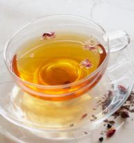 Чай и сухоцветы